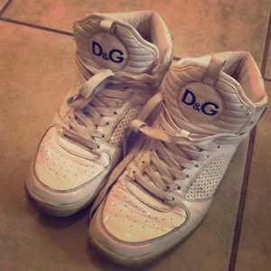D\u0026G Shoes   Dg Shoes White   Poshmark